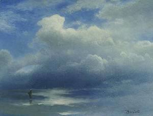 Albert Bierstadt - Sea and Sky