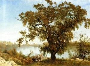 Albert Bierstadt - A View from Sacramento