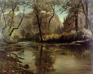 Albert Bierstadt - Yosemite Valley, California