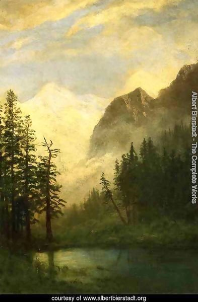 Mountain Landscape I