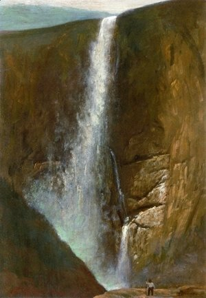 Albert Bierstadt - The Falls