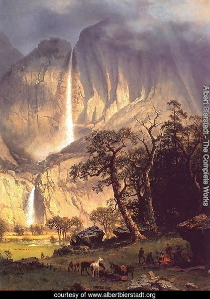 Cho-looke: The Yosemite Fall