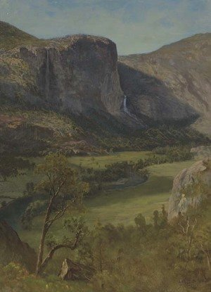 Albert Bierstadt - Hetch Hetchy Valley