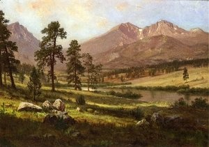 Long's Peak, Estes Park, Colorado 2