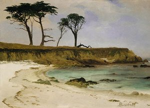 Albert Bierstadt - Sea Cove