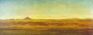 Albert Bierstadt - On The Plains