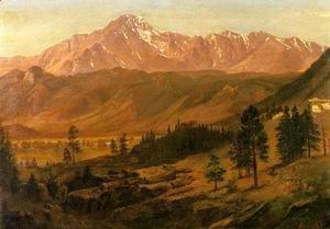 Albert Bierstadt - The Complete Works - Oregon Trail