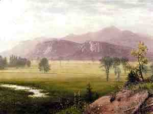 Albert Bierstadt - Conway Meadows  New Hampshire