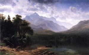 Albert Bierstadt - Mount Washington